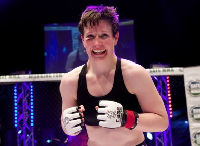 Aisling Daly is part of the supporting cast for her SBG team-mates in Boston this weekend.