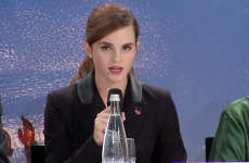 Emma Watson: 'The world is held back because women aren'