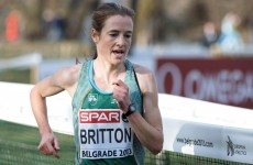 Fionnuala Britton begins her 2015 season with second-placed finish in Edinburgh