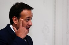 Leo Varadkar 'will return tomorrow' as Adams accuses him of being AWOL