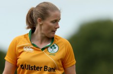 The men's All-Ireland League will have its first-ever female referee tonight