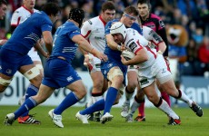 Heaslip injury a concern for Leinster after win over Ulster
