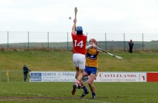 O'Farrell shoots down Banner as Cork advance to Waterford Crystal final