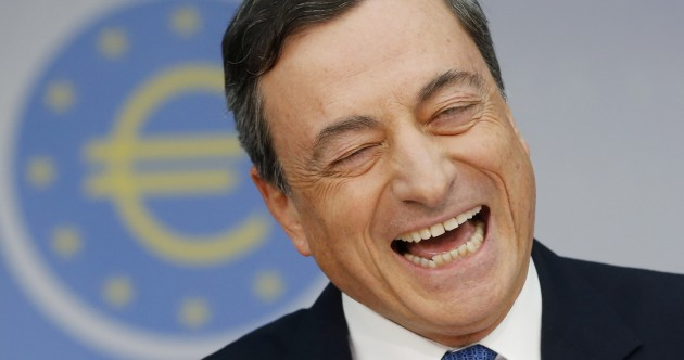 Explainer: Why the ECB will be pulling €1.1 TRILLION out of thin air… and what it means for you