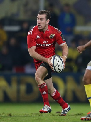 Hanrahan will leave Munster at the end of the current season.