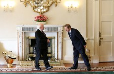 Is Michael D Higgins being bullied over his height? One of his friends thinks so