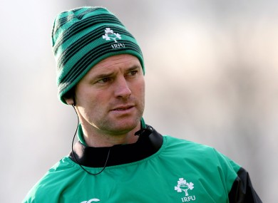 Carolan takes over the Ireland U20s with a fine coaching reputation.