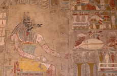The tomb of a mysterious Pharaoh queen has been unearthed in Egypt