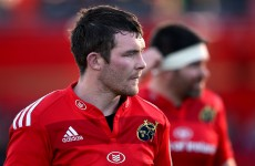'We've left our fans down, we've left our families down' – Peter O'Mahony