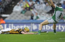 Donal O'Grady – 'My gut instinct said I have to bring him down or else the match is over'