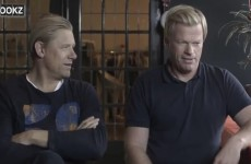 Peter Schmeichel and Oliver Kahn meet up to relive the 1999 Champions League final