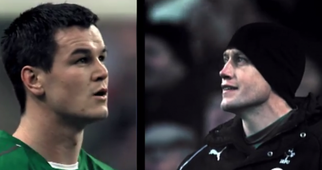 'It's a very uncertain time when you get picked ahead of a legend of Irish rugby' — Sexton talks pressure in new ad