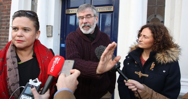 Sinn Féin should remain in opposition, they'd be 'hung out to dry' – Christy Burke