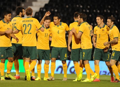 Australia's place in Asian football could be under threat.