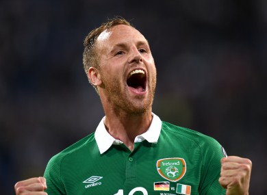 David Meyler discussed his challenging road to the Premier League in The Guardian this week.