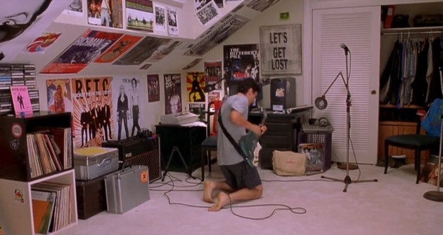 9 brilliantly nostalgic teenage bedrooms from classic movies for Classic house tunes 90s