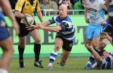 Peter Stringer on the move again as Bath confirm scrum-half is to leave
