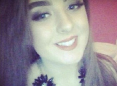 14-year-old Emma Sloan suffered a fatal allergic reaction in Dublin city centre.