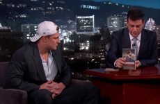 Rob Gronkowski reads 'A Gronking to Remember' erotic novel for Jimmy Kimmel