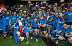 Italy's reaction to their first Six Nations away win since 2007 reminded us why we love it so much