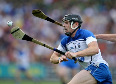Kevin Moran captains Waterford against Limerick tomorrow.
