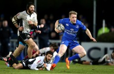 Fitzgerald provides the spark as sluggish Leinster get bonus point against Zebre