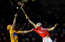 Cork power past Clare in second-half to claim first hurling league win of 2015