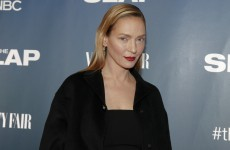 Here's why everyone's talking about Uma Thurman today