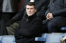 Roy Keane is returning to where it all began for him tonight
