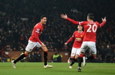 Chris Smalling the hero as Manchester United huff and puff past an impressive Burnley