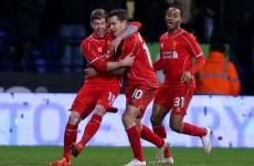 As it happened: Everton vs Liverpool, Premier League
