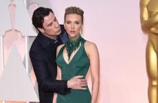 Scarlett Johansson has spoken out about THAT John Travolta kiss… it's the Dredge