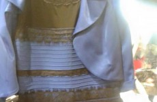 The colour of this dress is driving the internet absolutely insane