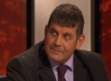 Andrew Doyle on TV3's Tonight with Vincent Browne last Monday