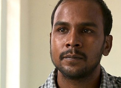 Mukesh Singh, one of four men convicted of rape.