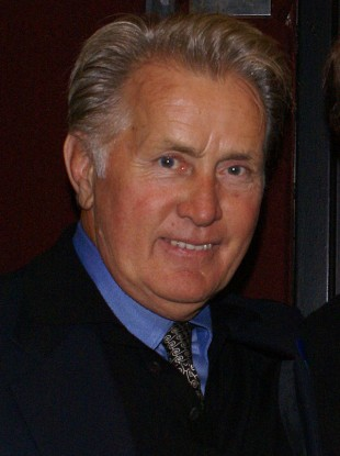 Former West Wing star Martin Sheen