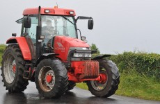 Stuck behind a tractor? Appreciate that they're providing your food, say road chiefs
