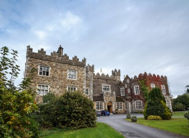 Waterford Castle is now the location of NodeConf EU held every September.