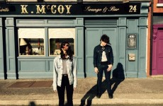 Singer Ryan Adams visited the set of Fair City