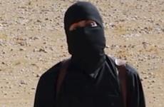'Feel it? Cold, isn't it?' – Jihadi John caressed hostage's neck with knife blade