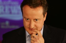 David Cameron is planning to cut benefits for obese people