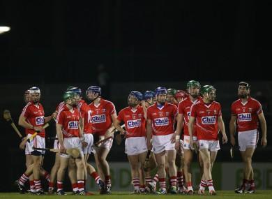 Cork take on Tipperary next Sunday.