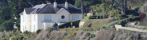 Member of the New Land League describes Killiney mansion as 'bog standard'