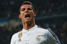 'I won't speak to the press again this season' – Ronaldo angry after Schalke scare
