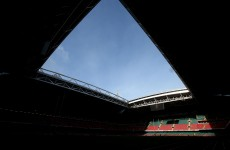 Ireland prefer to leave Millennium Stadium roof open, but will bide time before decision