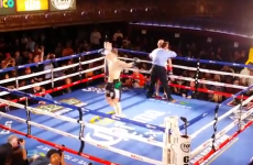 Jason Quigley extends unbeaten pro record with another first round KO in LA
