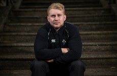Ireland U20 prospect Loughman eager to deliver ball to talented backline