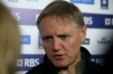 'I'll be either delighted or broken': Joe Schmidt on mission acomplished in Murrayfield