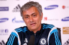 'The numbers always tell the truth' – Mourinho defends Chelsea's penalty conspiracy article