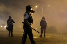 Police in Ferguson made a racist comment about Barack Obama